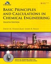 Basic Principles and Calculations in Chemical Engineering - 8a Edição - Himmelblau