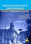 administracao publica contemporanea  - Sanabio