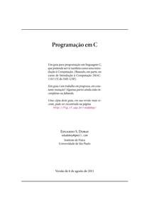 apostila de programacao em C - USP