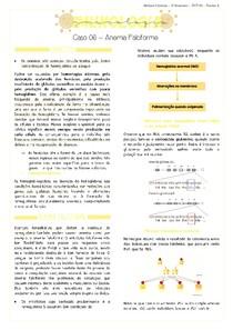 Anemia Falciforme - Imunologia