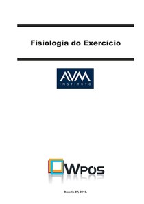 APOSTILA FISIOLOGIA DO EXERCÍCIO