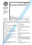 NBR 05712   1982   Bloco Vazado Modular de Concreto