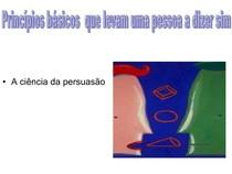 2. A CIENCIA DA PERSUASÃO
