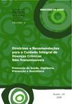 Diretrizes e recomendações para o cuidado integral de DCNT