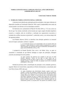 NORMA CONSTITUCIONAL