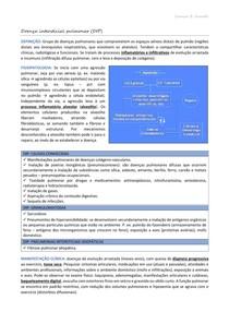 Doença intersticial pulmonar (DIP)
