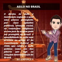 Asilo no Brasil