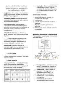 Química Medicinal AINES