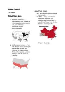 atualidades eua e china