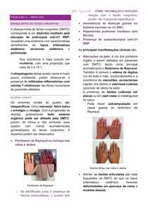 Resumo - Doença Mista do Tecido Conjuntivo