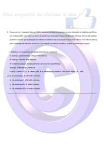 AV III - Final (Objetiva) 9