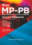 Apostila Ministerio Publico da Paraiba  Tecnico Ministerial   Grupo Nova   2015