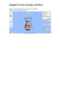 Simulações de Circuitos elétricos