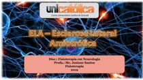 06 Esclerose LAteral Amiotrófica - ELA