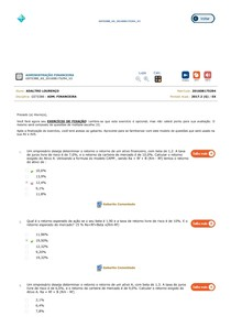 administração financeira aula 5