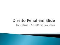 Direito Penal em Slide - parte geral 3