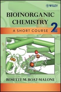 Bioinorganic Chemistry 2nd Wiley