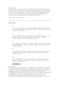 Av1 - Responsabilidade Social e Ambiental
