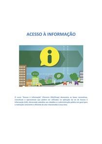 Módulo III - Classificação de Informações e Dados Abertos