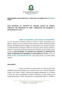 Modelo Ao Revisional De Contratodoc Metodologia De