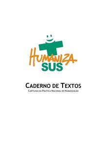 Políica Nacional de Humanização - SUS