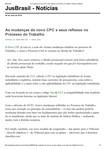 As mudanças do novo CPC e seus reflexos no Processo do Trabalho   Notícias JusBrasil