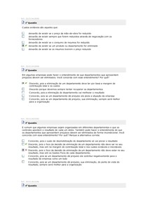 Aula 08   ELIMINAÇÃO DE DEPARTAMENTOS
