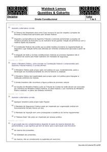 WL-Questões-04-Direito Constitucional-009-PCI