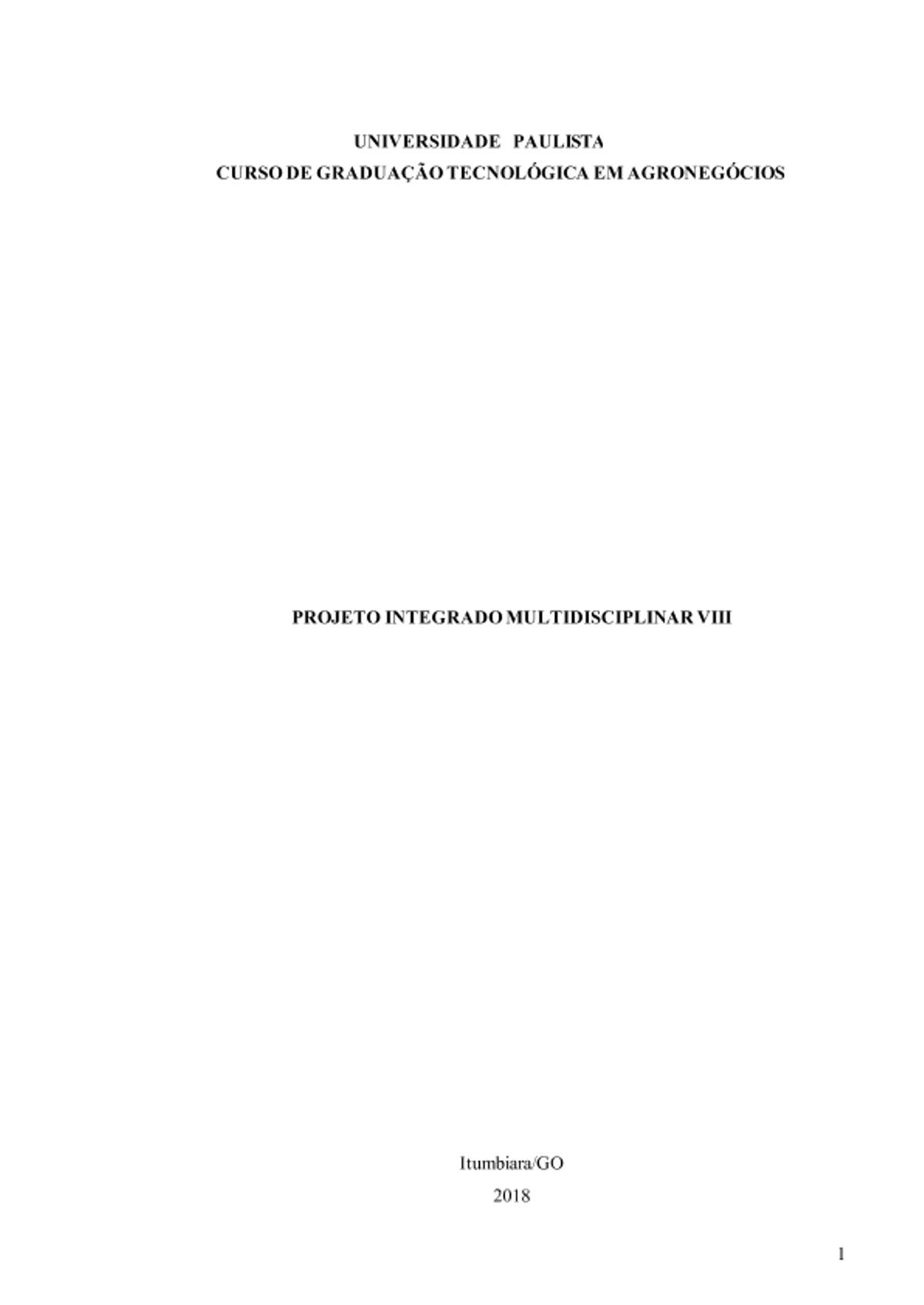 Pre-visualização do material PIM VIII - página 1