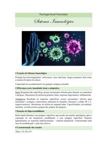 Questões - Sistema imune