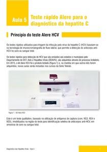 Hepatites   Manual Aula 5