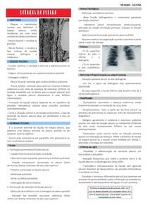 Doenças Pleurais - Resumo