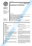 NBR 09523   1995   Subestação de Distribuição