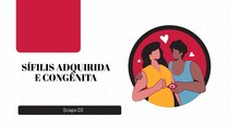 SÍFILIS ADQUIRIDA E CONGÊNITA