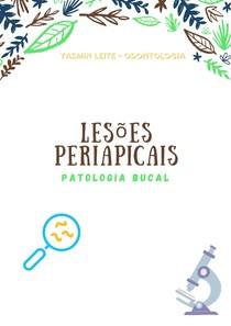LESÕES PERIAPICAIS - PATOLOGIA BUCAL