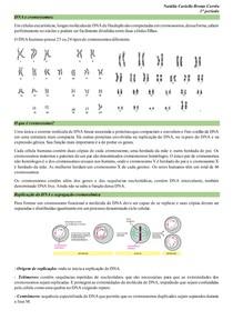 DNA e cromossomos