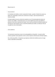 Plano de Aula 15 resposta (ciencia politica)