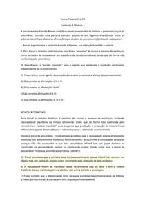 Teoria Psicanalítica ED (1) Unip