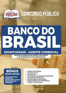 APOSTILA CONCURSO BANCO DO BRASIL 2021 ATUALIZADA