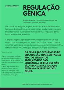 Genes e regulação gênica