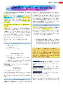 Resumo Regulação gênica em procariotos