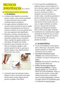 ANESTESIOLOGIA (TECNICAS) -AULA 2