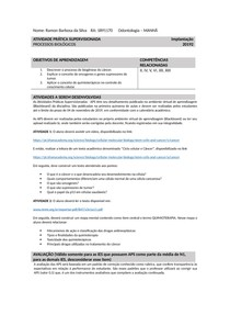 APS PB -Odontologia