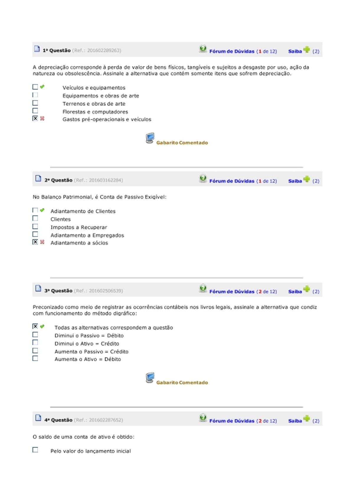 Pre-visualização do material CONTABILIDADE BÁSICA   Aula 3 - página 1