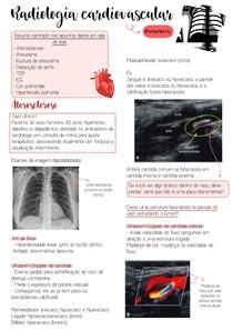 Resumão Radiologia Cardiovascular