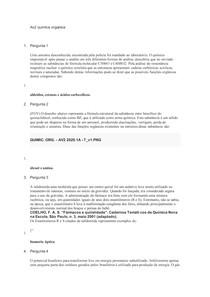 Av2 quimica organica