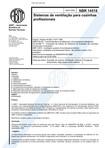 NBR 14518   2000   Ventilação para Cozinhas Profissionais