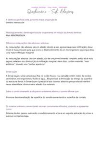 QUESTIONÁRIO - SISTEM ADES