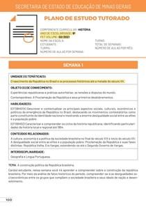 Correção PET 2 História 2021 9º ano PDF