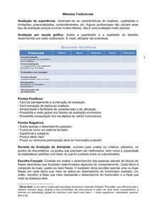 PROCEDIMENTO TÉCNICO DE AVALIAÇÃO E OTIMIZAÇÃO DE ...